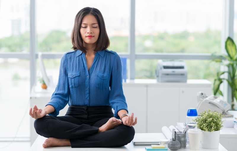 mindfulness work habits
